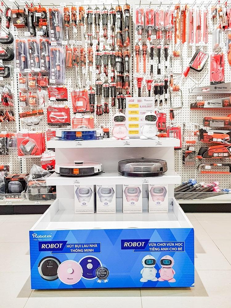 Một số thương hiệu robot hút bụi nổi tiếng được nhiều người tin dùng